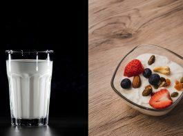 buttermilk vs curd nutrition