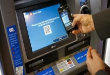 Touchless Cash Withdrawal