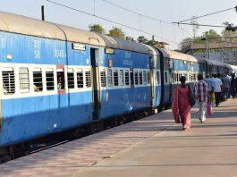 Indian Railways canceled train