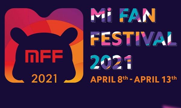 Mi Fan Festival sale 2021