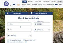IRCTC Indian Railway