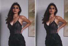 Actress Mouni Roy
