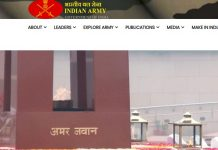 Ministry of Defense Recruitment 2021